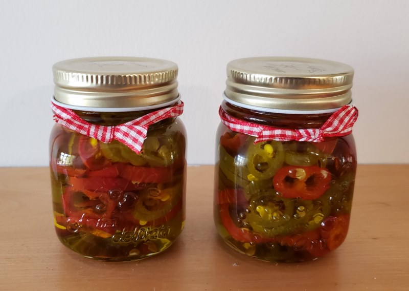 Piments forts Jalapenos (100g)